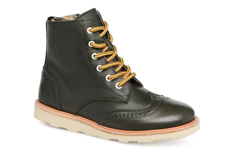 Boots en enkellaarsjes Young Soles Groen