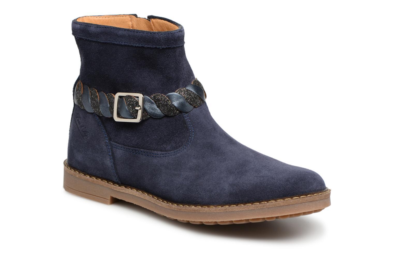 Boots en enkellaarsjes Pom d Api Blauw