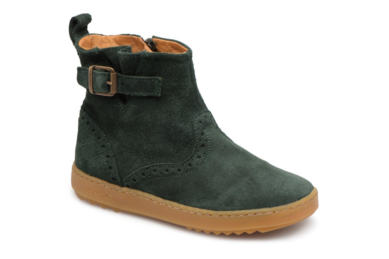 Boots en enkellaarsjes Pom d Api Groen