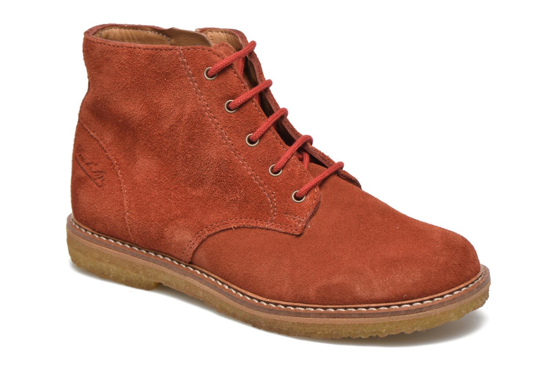 Boots en enkellaarsjes Pom d Api Oranje