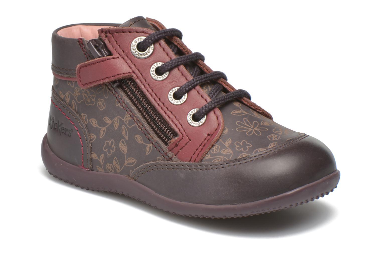Boots en enkellaarsjes Biflore by Kickers