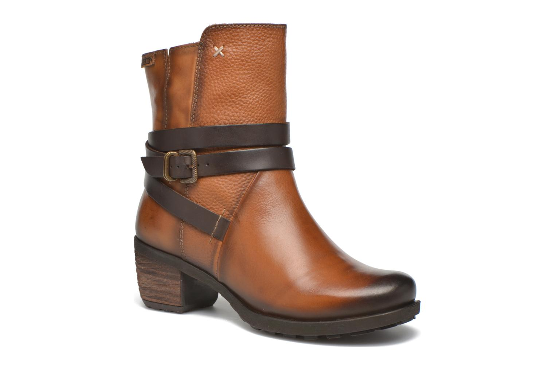 Boots en enkellaarsjes Pikolinos Bruin