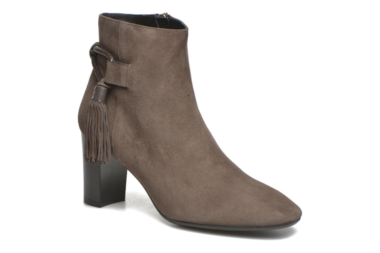 Boots en enkellaarsjes L.K. Bennett Bruin