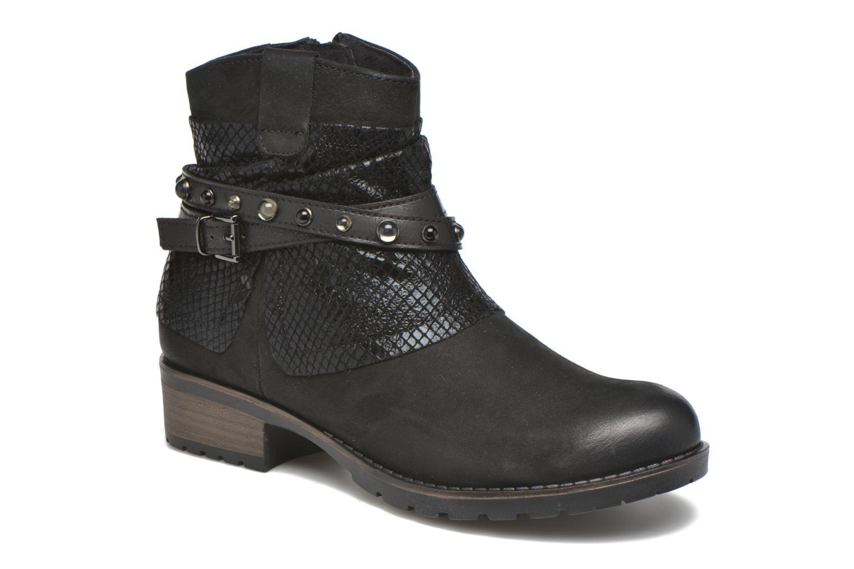 tamaris ankle boots schwarz preisvergleich die besten. Black Bedroom Furniture Sets. Home Design Ideas