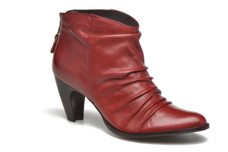 Boots en enkellaarsjes San Marina Rood