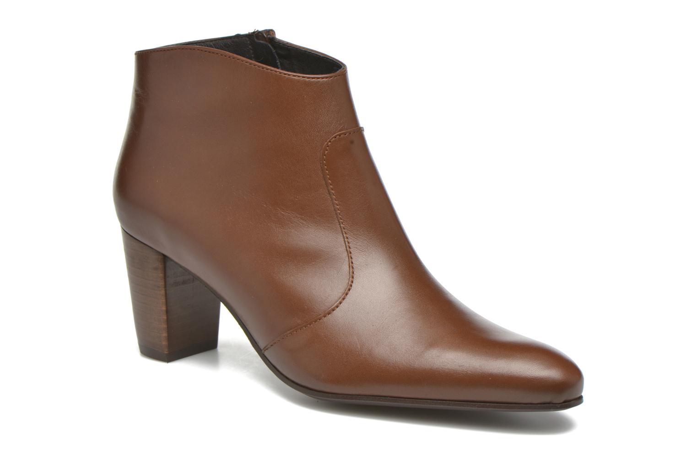 Boots en enkellaarsjes San Marina Bruin