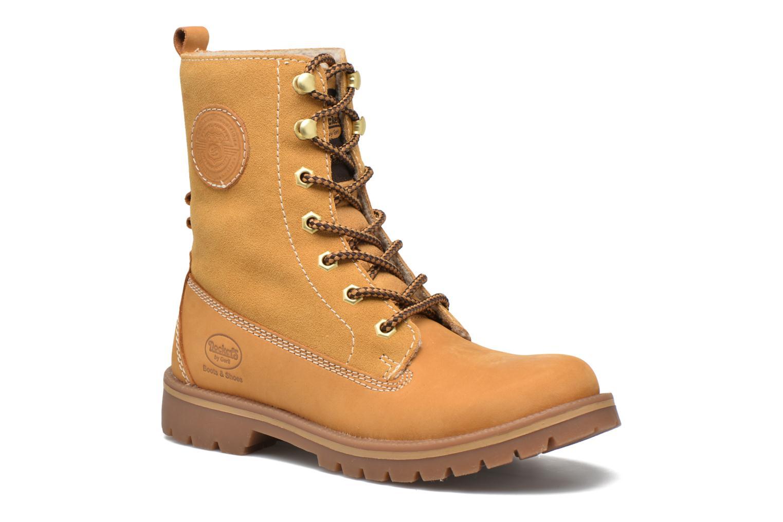 Boots en enkellaarsjes Dockers Beige