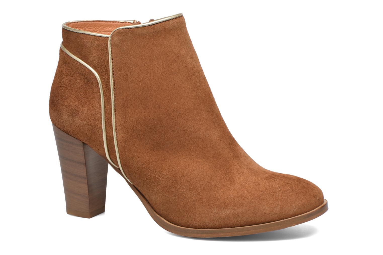 Boots en enkellaarsjes COSMOPARIS Bruin