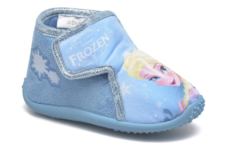 Visualizza offerta: Frozen - Minora Frozen - Hausschuhe für Kinder / blau