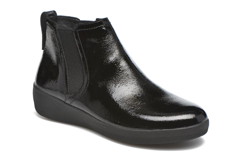 Boots en enkellaarsjes FitFlop Zwart