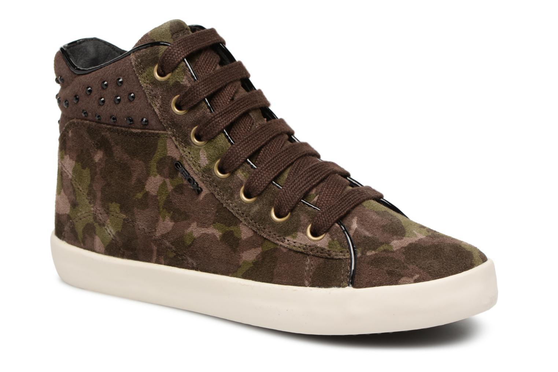 Sneakers Geox Groen