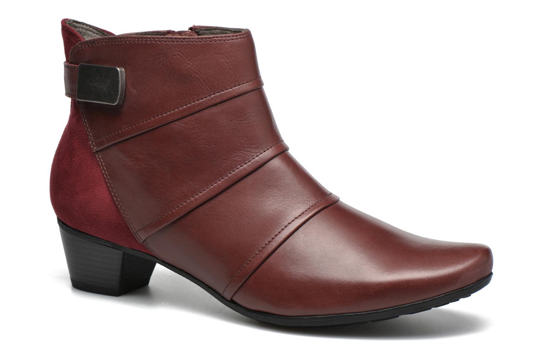 Boots en enkellaarsjes Sweet Bordeaux