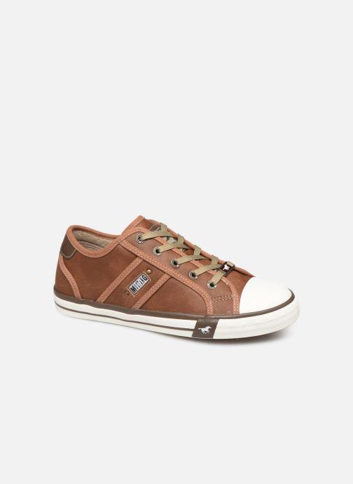 Mustang shoes - Pluy - Sneaker für Damen / braun