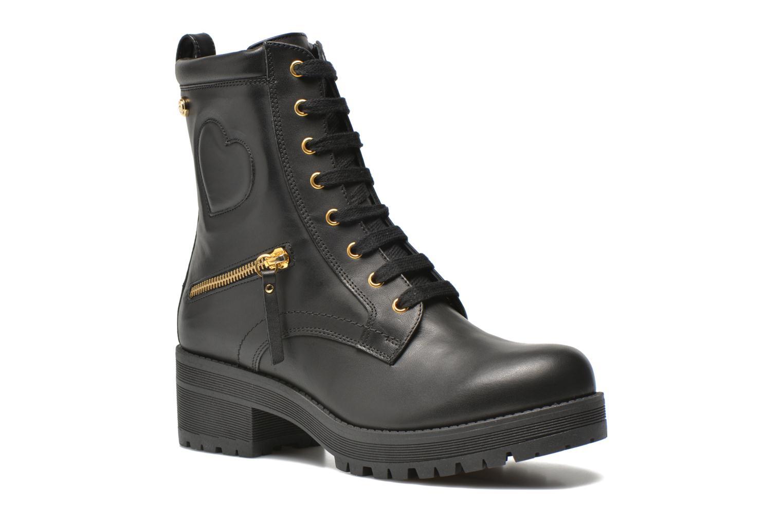 Boots en enkellaarsjes Ontheroad by Love Moschino