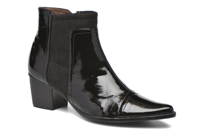 Boots en enkellaarsjes Madison Zwart