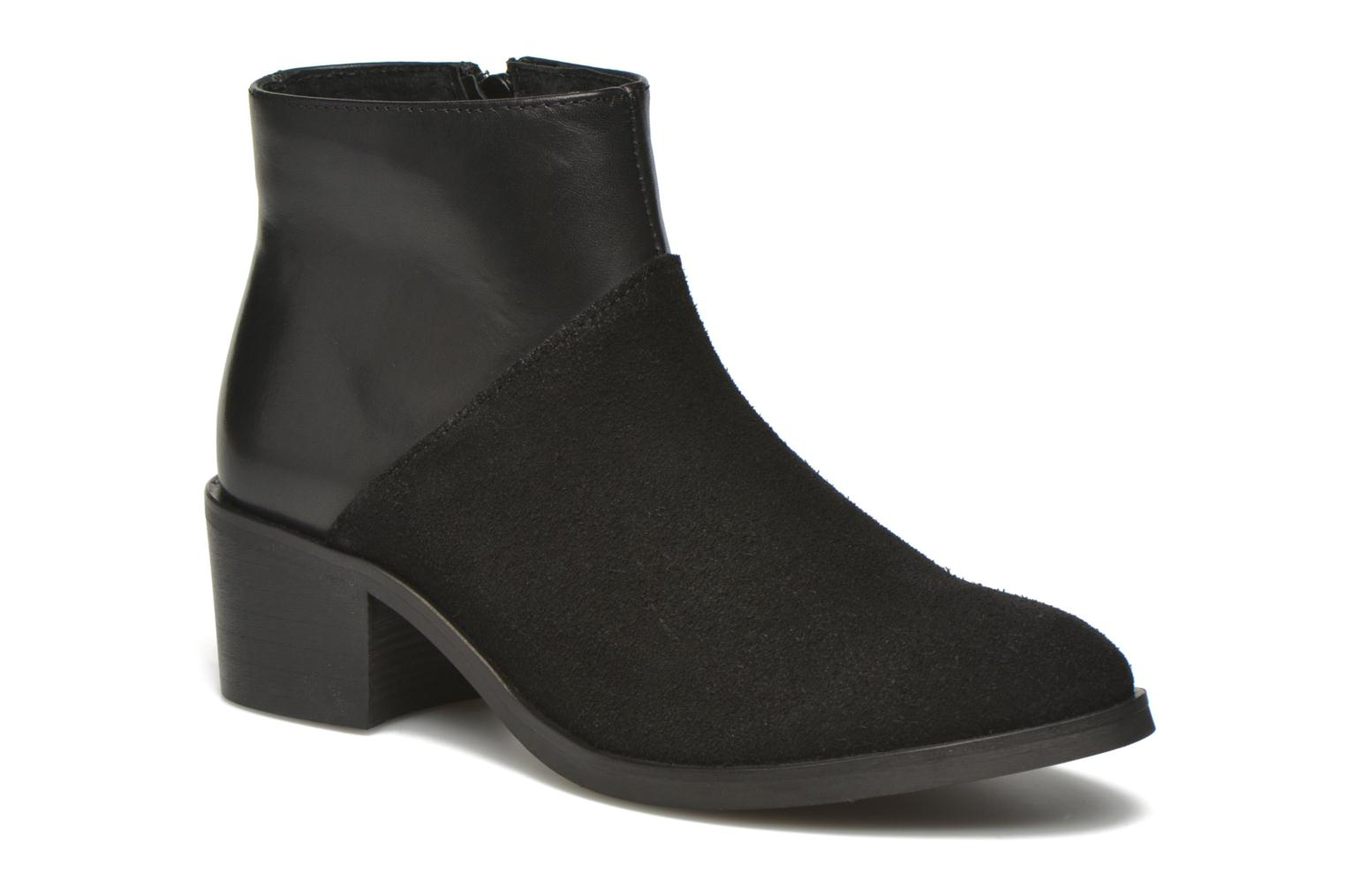 Dabai Leather Boot