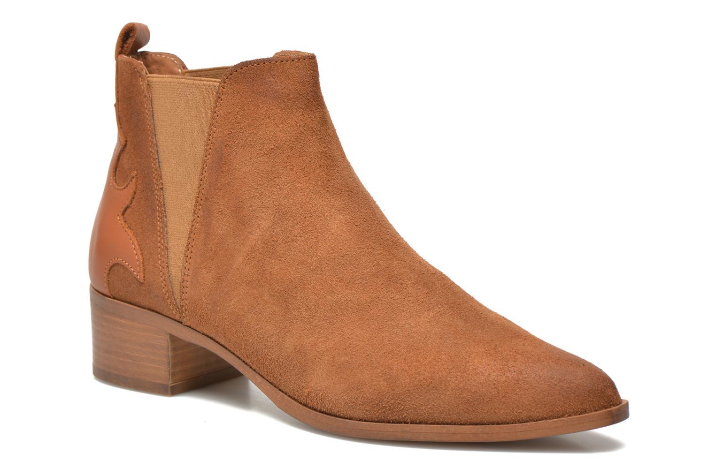 Boots en enkellaarsjes Bronx Bruin