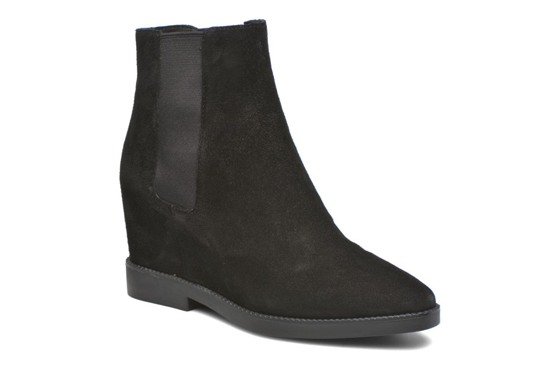 Boots en enkellaarsjes Ash Zwart