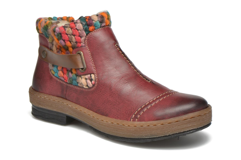 Boots en enkellaarsjes Rieker Multicolor