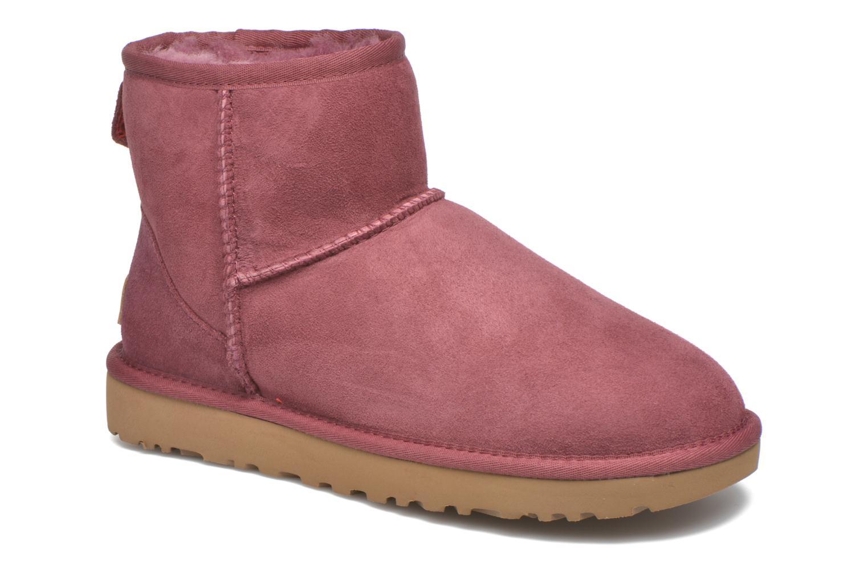 Boots en enkellaarsjes W Classic Mini II by Ugg Australia