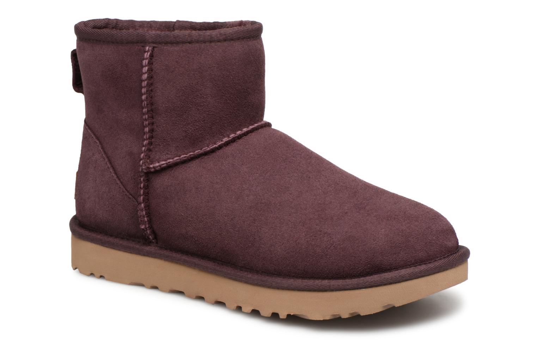 Boots en enkellaarsjes UGG Bordeaux