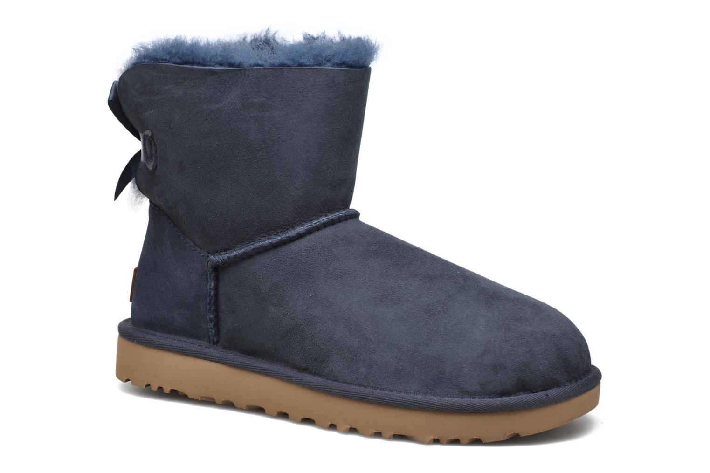 Boots en enkellaarsjes W Mini Bailey Bow II by Ugg Australia