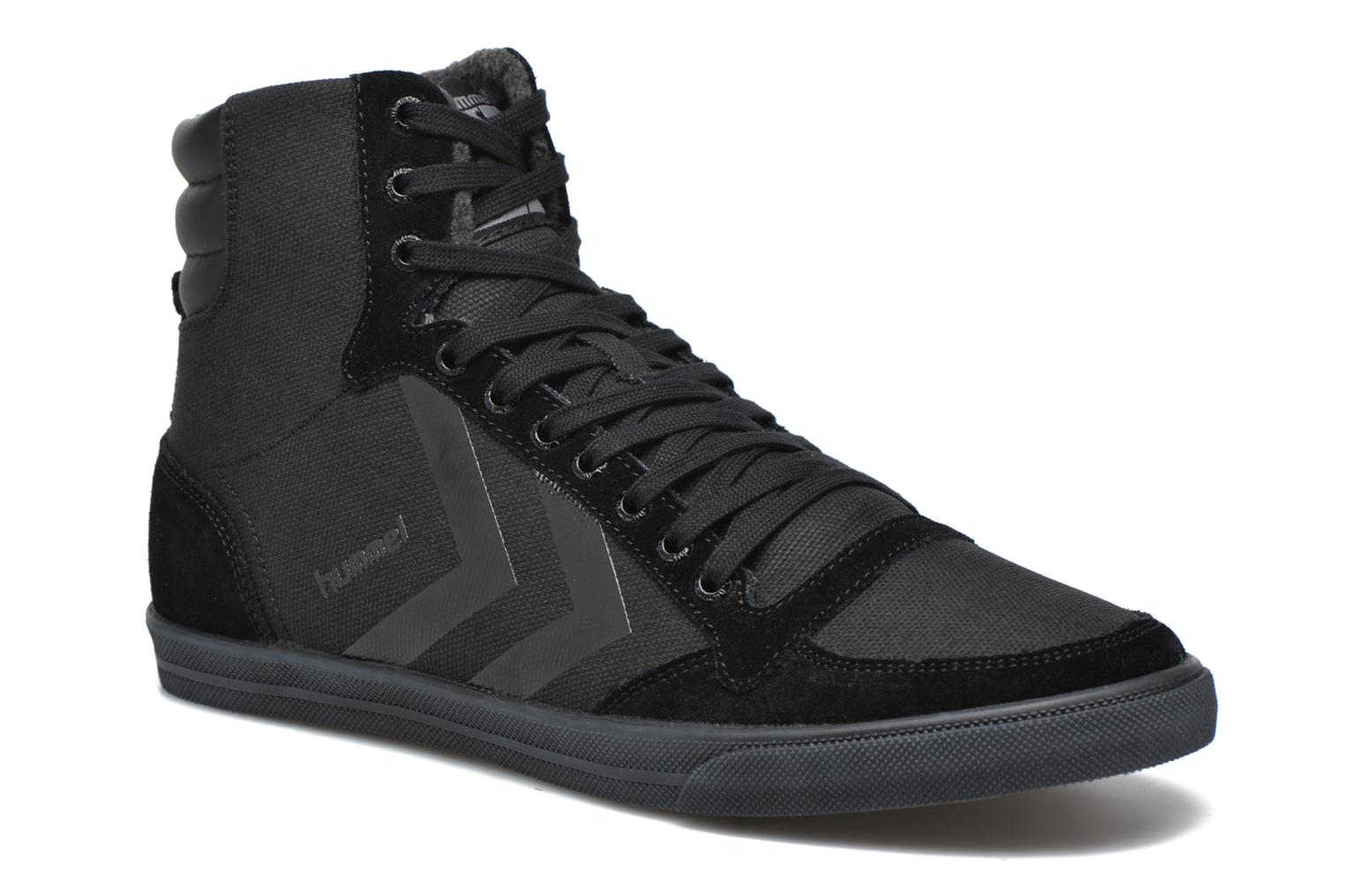 Sneakers Ten Star Smooth Canvas High by Hummel