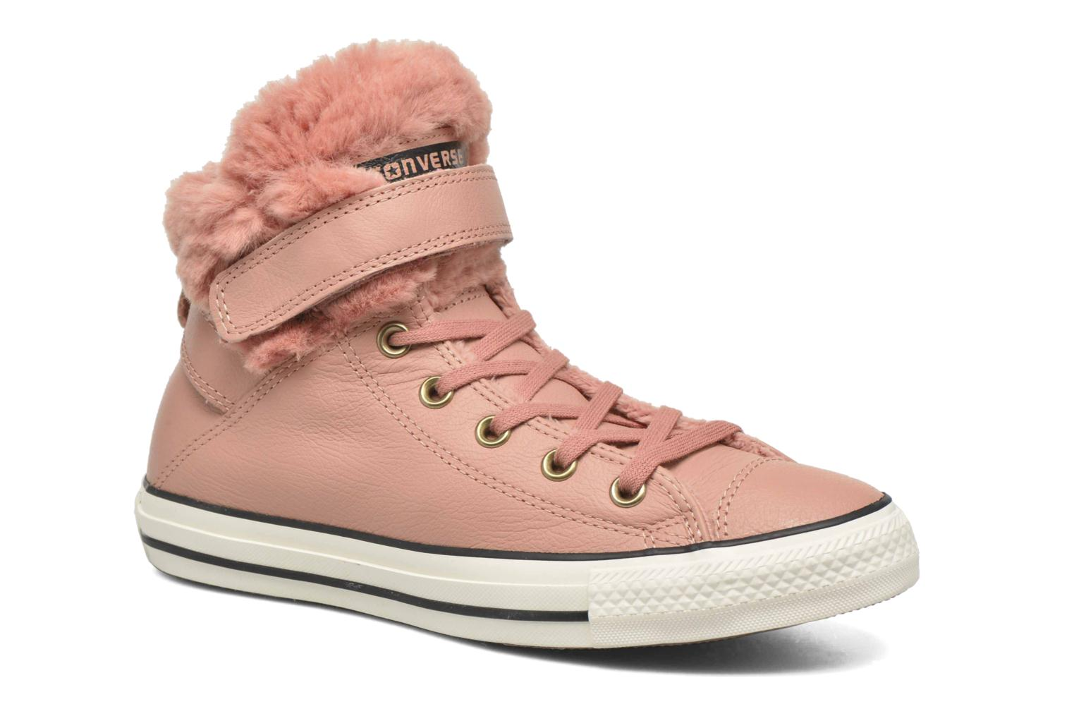 Chuck Taylor All Star Brea LeatherFur Hi