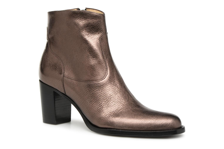 Boots en enkellaarsjes Free Lance Goud en brons