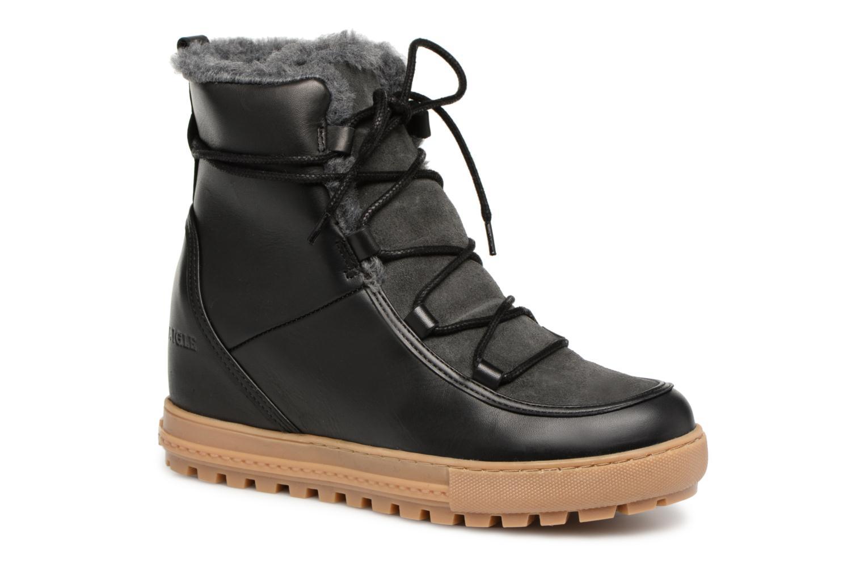 Boots en enkellaarsjes Aigle Zwart