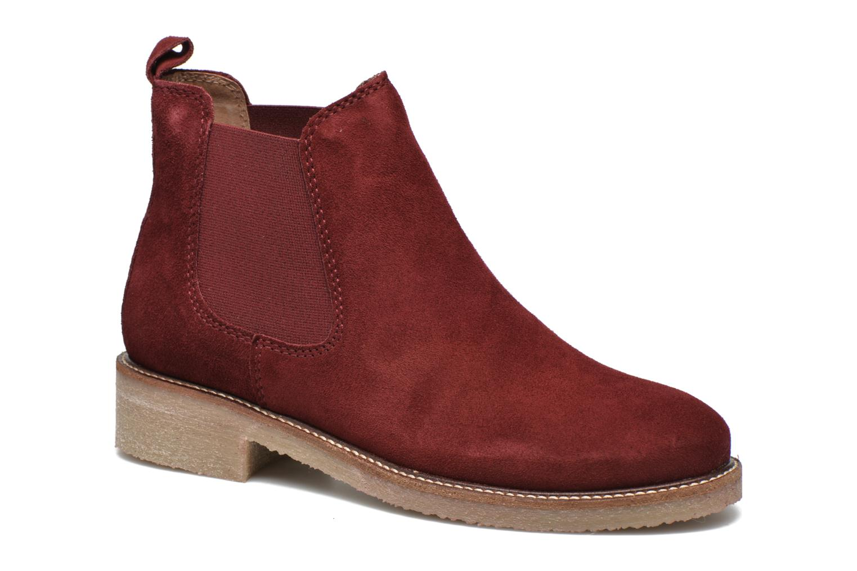 Boots semelle crepe