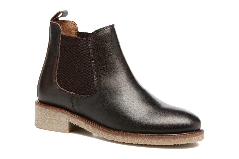 Boots semelle crepe by Bensimon