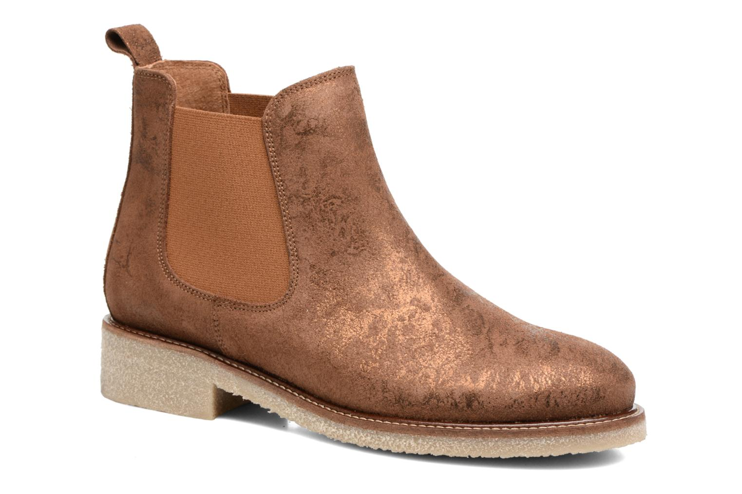 Boots semelle crepe by BensimonRebajas - 20%