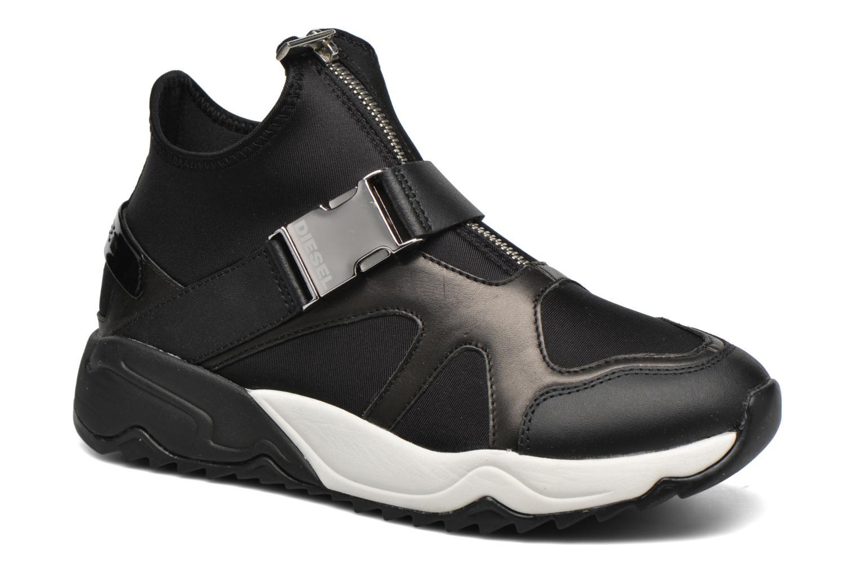 SALE - 40% Diesel - S-Superyor Plus W - Sneaker für Damen / schwarz