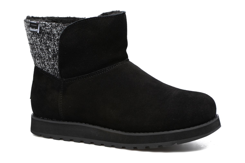 Boots en enkellaarsjes Skechers Zwart