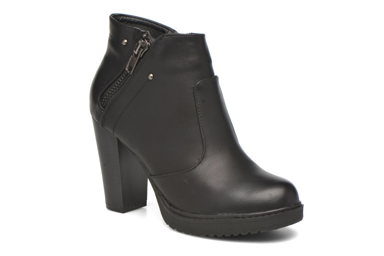 Boots en enkellaarsjes Eclipse Zwart