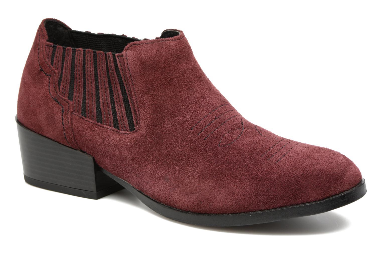 Boots en enkellaarsjes Western Leather Low Boot by Vero Moda