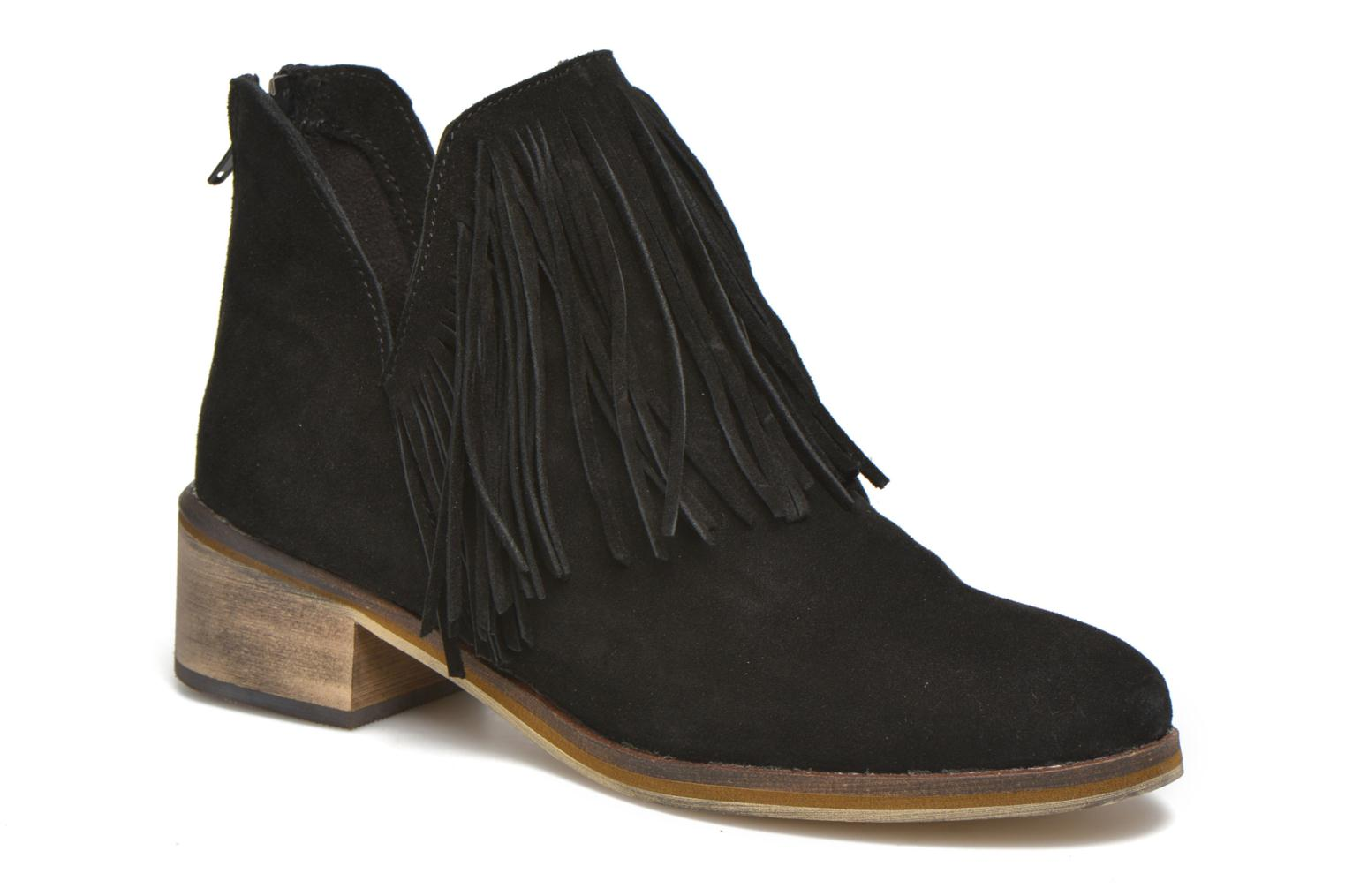 Laure Leather Boot