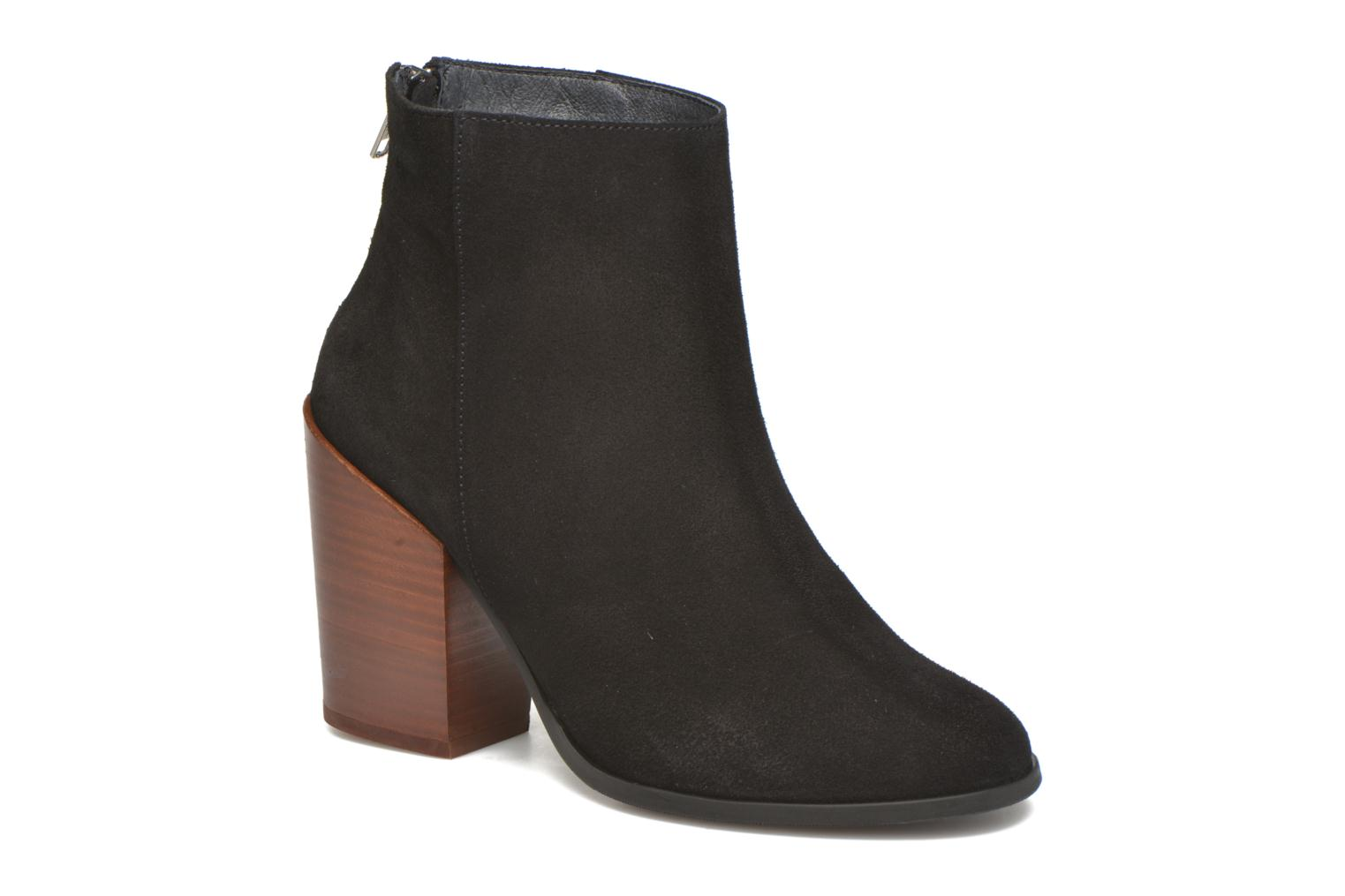 Dorthe Leather Boot by Vero ModaRebajas - 40%