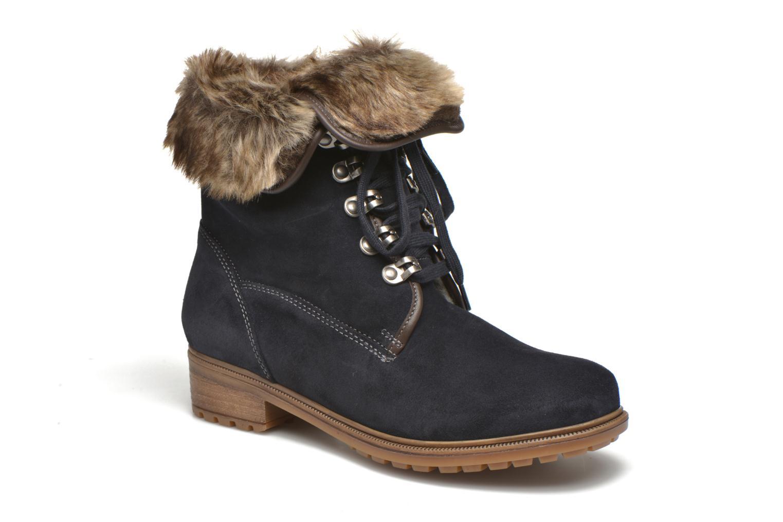 Boots en enkellaarsjes Ara Blauw