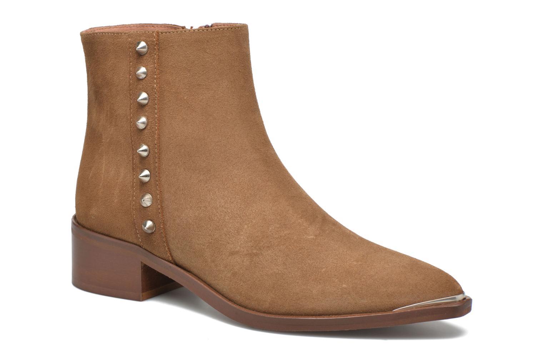 Boots en enkellaarsjes Jonak Geel