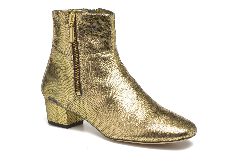 Boots en enkellaarsjes Petite mendigote Goud en brons