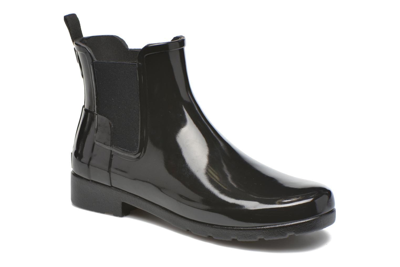 Boots en enkellaarsjes Hunter Zwart