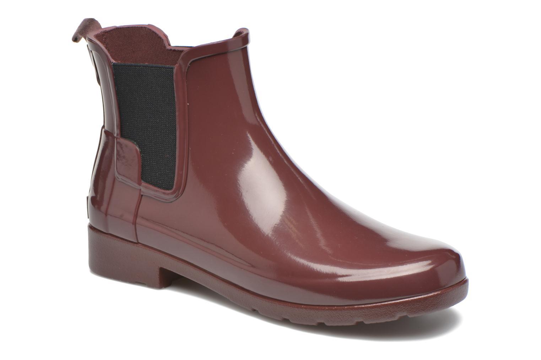 Boots en enkellaarsjes Original Refined Chelsea Gloss by Hunter