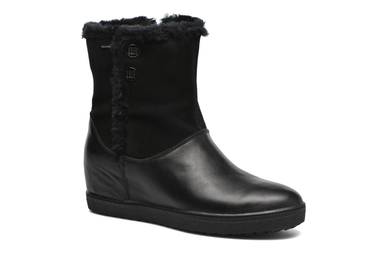 Boots en enkellaarsjes Geox Zwart