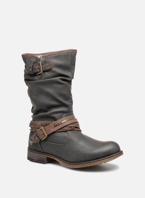 Mustang shoes - Muze - Stiefel für Damen / grau