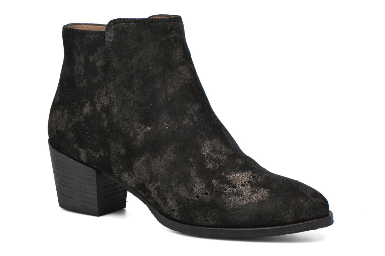 Boots en enkellaarsjes Softwaves Zwart