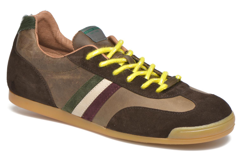 Sneakers Serafini Bruin