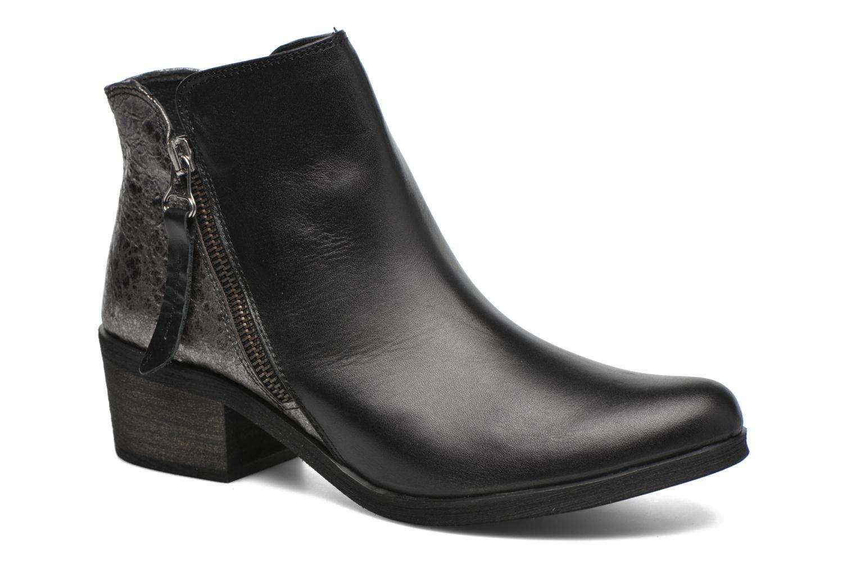 Boots en enkellaarsjes Coco et abricot Zwart