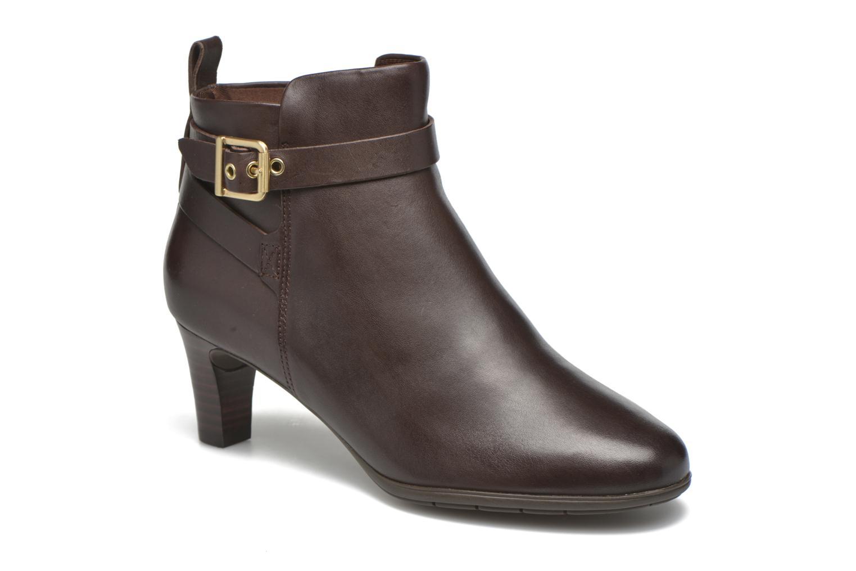 Boots en enkellaarsjes Rockport Bruin